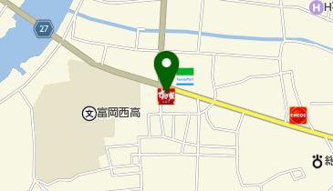 すき家 阿南富岡店の地図画像