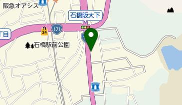 オリックスレンタカー 大阪空港北店の地図画像