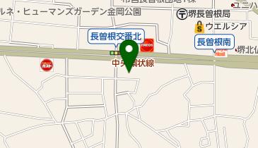 もち吉 大阪堺店の地図画像