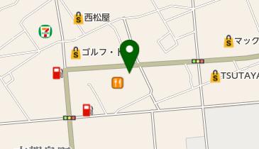 もち吉 大村店の地図画像