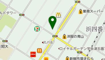 もち吉 宇多津店の地図画像