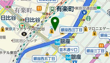 ABC-MART プレミアステージ ルミネ有楽町店の地図画像