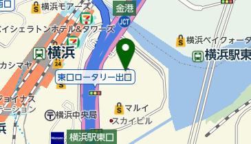 ABC-MART そごう横浜店の地図画像
