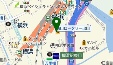 ABC-MART GRAND STAGEルミネ横浜店の地図画像