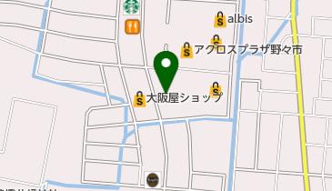 ABC-MART アクロスプラザ野々市店の地図画像