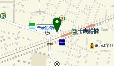 カフェ コロラド 千歳船橋店の地図画像