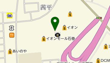 リサイクルキング イオンモール石巻店の地図画像