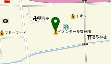 QBハウス イオンモール春日部店の地図画像