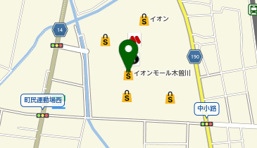 QBハウス イオンモール木曽川店の地図画像
