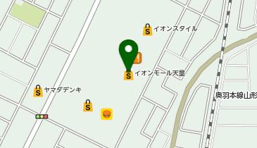 築地銀だこ イオンモール天童店の地図画像