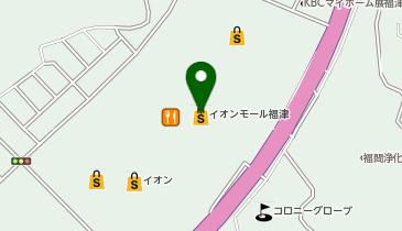 龍の家 らーめん息吹 イオンモール福津店の地図画像