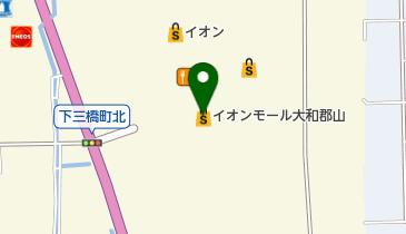 ジョーシン イオンモール大和郡山店の地図画像