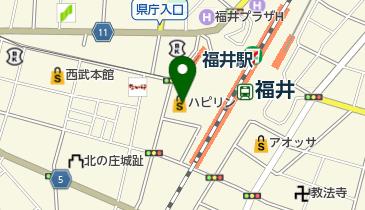 PRONTO 福井駅前店の地図画像