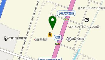 ドン・キホーテ 楽市街道箱崎店の地図画像