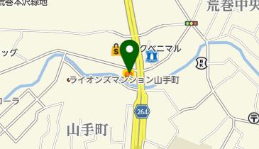 ドミノ・ピザ 荒巻本沢店の地図画像