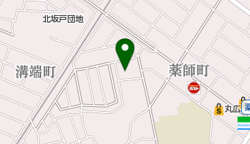 ウエルシア坂戸薬師町店の地図画像