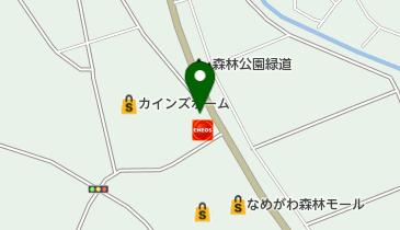 スシロー 滑川店の地図画像