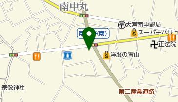 スシロー 大宮店の地図画像