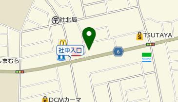 スシロー 福井若杉店の地図画像