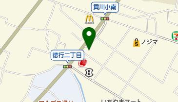 スシロー 甲府アルプス通り店の地図画像