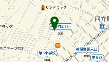 スシロー 朝霞台店の地図画像