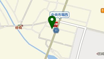 スシロー 宮崎新別府店の地図画像