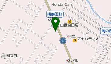 スシロー 守山店の地図画像