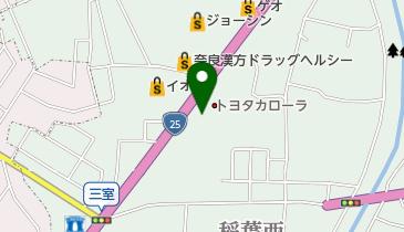 スシロー 斑鳩店の地図画像