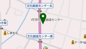 スシロー 可児店の地図画像