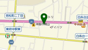スシロー 東府中店の地図画像