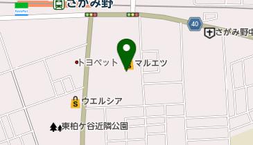 スシロー さがみ野店の地図画像