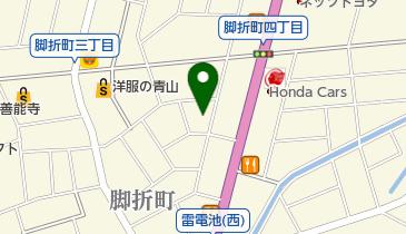 ザ・ダイソー 鶴ケ島脚折店の地図画像