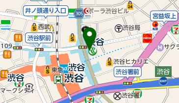 りそな銀行 渋谷支店の地図画像