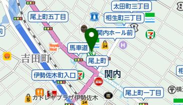 りそな銀行 横浜支店の地図画像