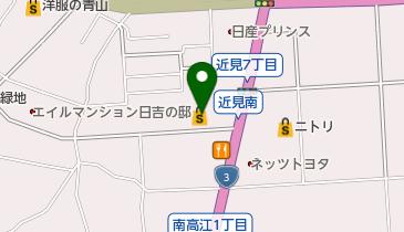 コジマ×ビックカメラ 熊本店の地図画像