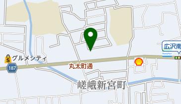西松屋 嵯峨丸太町通店の地図画像