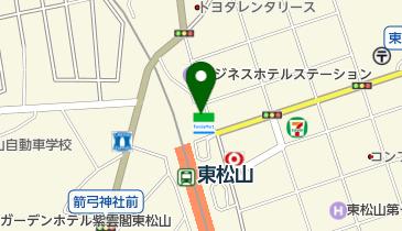 カレーハウスCoCo壱番屋 東松山駅前店の地図画像