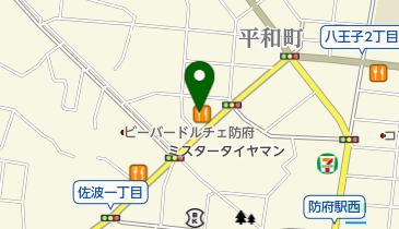 カレーハウスCoCo壱番屋 防府千日店の地図画像