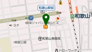 カレーハウスCoCo壱番屋 和歌山JR駅前店の地図画像