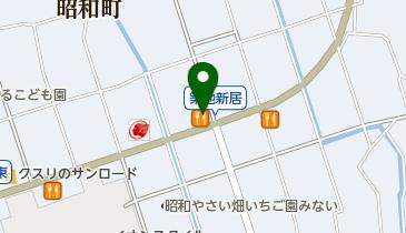 カレーハウスCoCo壱番屋 中巨摩昭和通り店の地図画像