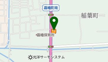 カレーハウスCoCo壱番屋 天理嘉幡店の地図画像