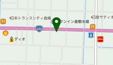 カレーハウスCoCo壱番屋 倉敷東塚店の地図画像
