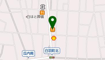 カレーハウスCoCo壱番屋 浜松三島店の地図画像