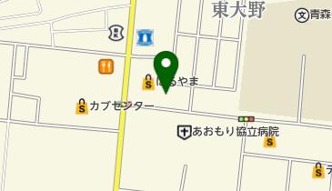カレーハウスCoCo壱番屋 青森大野店の地図画像