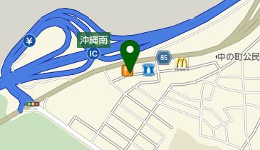 カレーハウスCoCo壱番屋 沖縄南インター店の地図画像