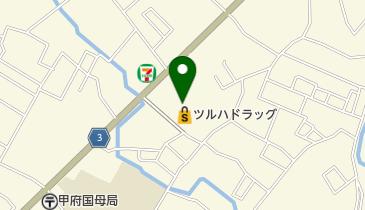 カレーハウスCoCo壱番屋 甲府国母店の地図画像