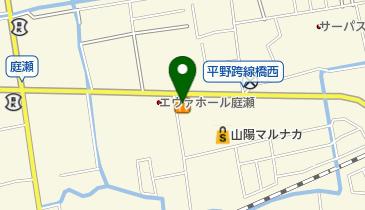カレーハウスCoCo壱番屋 岡山庭瀬店の地図画像