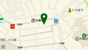 BOOKOFF(ブックオフ) 那覇与儀店の地図画像