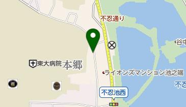 ヤマト運輸 上野池之端センターの地図画像
