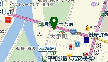 ヤマト運輸 おりづるタワー出張所の地図画像